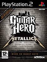 Hra pre Playstation 2 Guitar Hero: Metallica + gitara