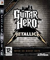 Hra pre Playstation 3 Guitar Hero: Metallica