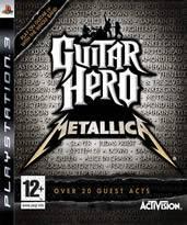 Hra pre Playstation 3 Guitar Hero: Metallica + gitara
