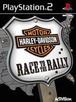 Hra pre Playstation 2 Harley-Davidson: Race to the Rally