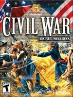 Hra pre PC History Channel: Civil War - Secret Missions
