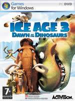 Hra pre PC Ice Age 3: Dawn of the Dinosaurs