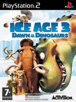 Hra pre Playstation 2 Ice Age 3: Dawn of the Dinosaurs