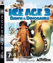 Hra pre Playstation 3 Ice Age 3: Dawn of the Dinosaurs