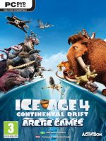Hra pre PC Ice Age 4: Continental Drift - Arctic Games