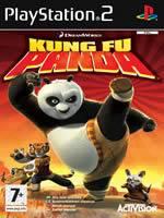Hra pre Playstation 2 Kung Fu Panda