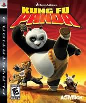 Hra pre Playstation 3 Kung Fu Panda