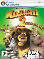 Hra pre PC Madagascar 2: Escape to Africa EN