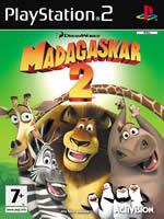 Hra pre Playstation 2 Madagascar 2: Escape to Africa
