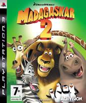 Hra pre Playstation 3 Madagascar 2: Escape to Africa