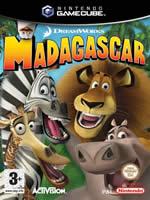 Hra pre GameCube Madagascar