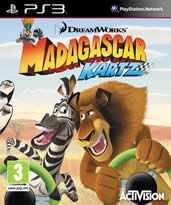 Hra pre Playstation 3 Madagascar Kartz