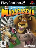 Hra pre Playstation 2 Madagascar