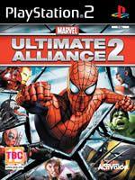 Hra pre Playstation 2 Marvel: Ultimate Alliance 2