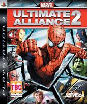 Hra pre Playstation 3 Marvel: Ultimate Alliance 2