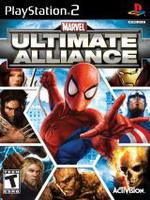 Hra pre Playstation 2 Marvel: Ultimate Alliance