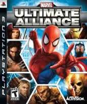 Hra pre Playstation 3 Marvel: Ultimate Alliance