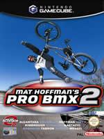 Hra pre GameCube Mat Hoffmans Pro BMX 2