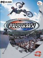 Hra pre PC Mat Hoffmans Pro BMX