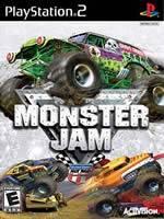 Hra pre Playstation 2 Monster Truck Jam