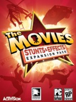 Hra pre PC The Movies: Stunts & Effects - datadisk