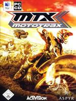 Hra pre PC MTX: Mototrax