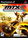 Hra pre Playstation 2 MTX: Mototrax
