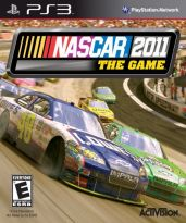 Hra pre Playstation 3 NASCAR: The Game 2011