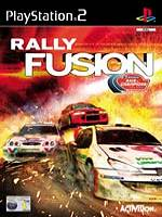 Hra pre Playstation 2 Rally Fusion Race Of Chapions