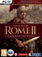 Hra pre PC Total War: Rome II CZ (Emperor Edition)