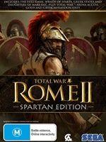 Hra pre PC Total War: Rome II CZ (Spartan Edition)