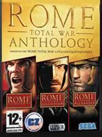 Hra pre PC Rome: Total War Anthology EN