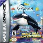 Hra pre Gameboy Advance Sea World: Shamus Deep Sea Adventure