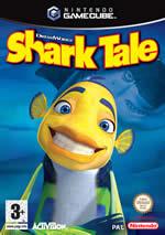 Hra pre GameCube Shark Tale