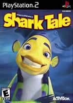 Hra pre Playstation 2 Shark Tale