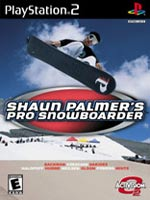 Hra pre Playstation 2 Shaun Palmers Pro Snowboarder