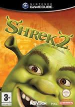 Hra pre GameCube Shrek 2