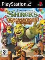 Hra pre Playstation 2 Shrek: Carnival Craze