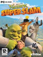 Hra pre PC Shrek: Super Slam