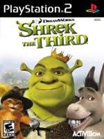 Hra pre Playstation 2 Shrek the Third