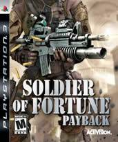 Hra pre Playstation 3 Soldier of Fortune 3: PayBack