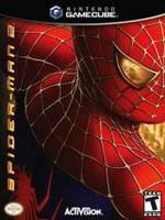 Hra pre GameCube Spider Man 2