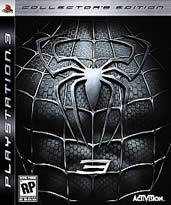 Hra pre Playstation 3 Spider-Man 3 (zberateľská edícia)