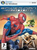 Hra pre PC Spiderman: Friend or Foe