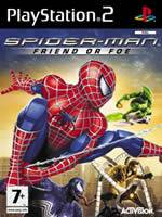 Hra pre Playstation 2 Spiderman: Friend or Foe