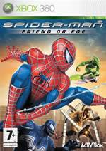 Hra pre Xbox 360 Spiderman: Friend or Foe