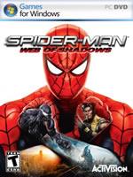 Hra pre PC Spider-Man: Web of Shadows