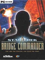 Hra pre PC Star Trek - Bridge Commander