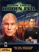 Hra pre PC Star Trek - Hidden Evil