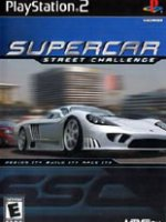 Hra pre Playstation 2 SuperCar Street Challenge